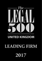 Lawyer Monthly Legal Awards 2017 Winner